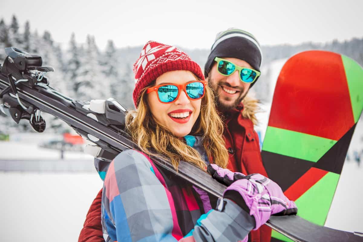 Diese fünf Wintersportarten bringen dich in Schwung