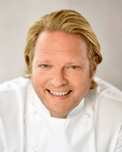 Portrait von Fernsehkoch Björn Freitag