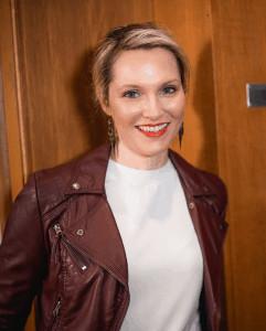 Portrait der Expertin der Knappschaft Ernährungsberaterin Sarah Schwietering