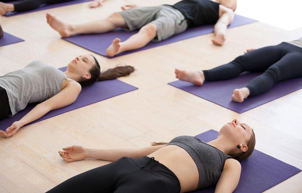 Entspannt mit Yoga? – Der große Stress-Test Teil V