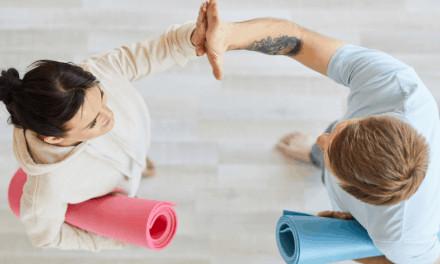 Entspannt mit Yoga? – Der große Stress-Test Teil VIII