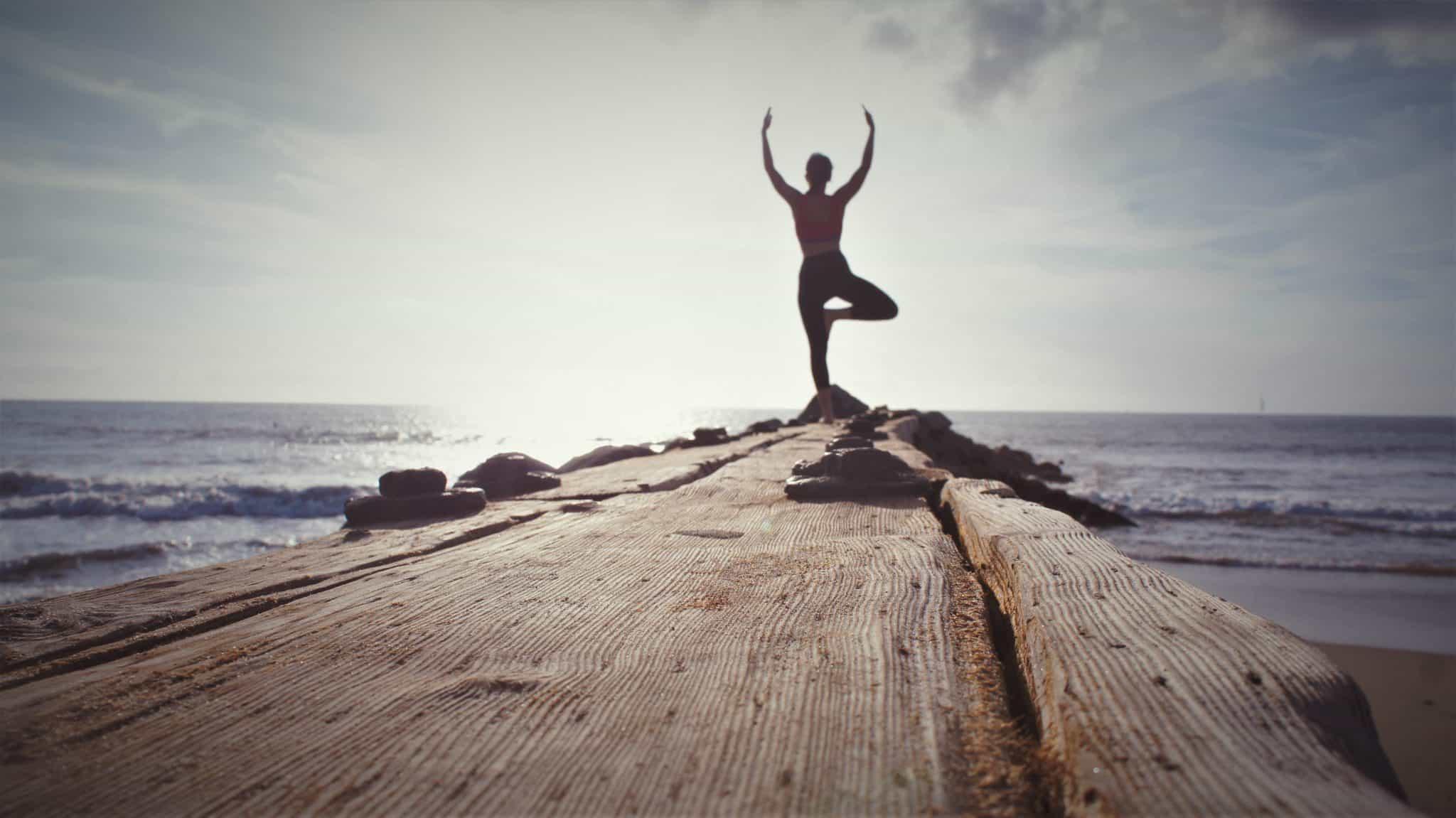 yoga entspannung test