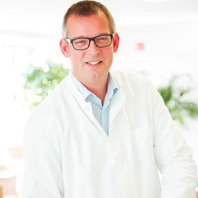 Portrait von Dr. Gerrit Lautner, Experte der Knappschaft