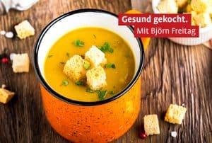 Bild der Steckrueben-Kartoffel-Suppe