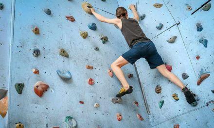 Warum Bouldern so gesund ist