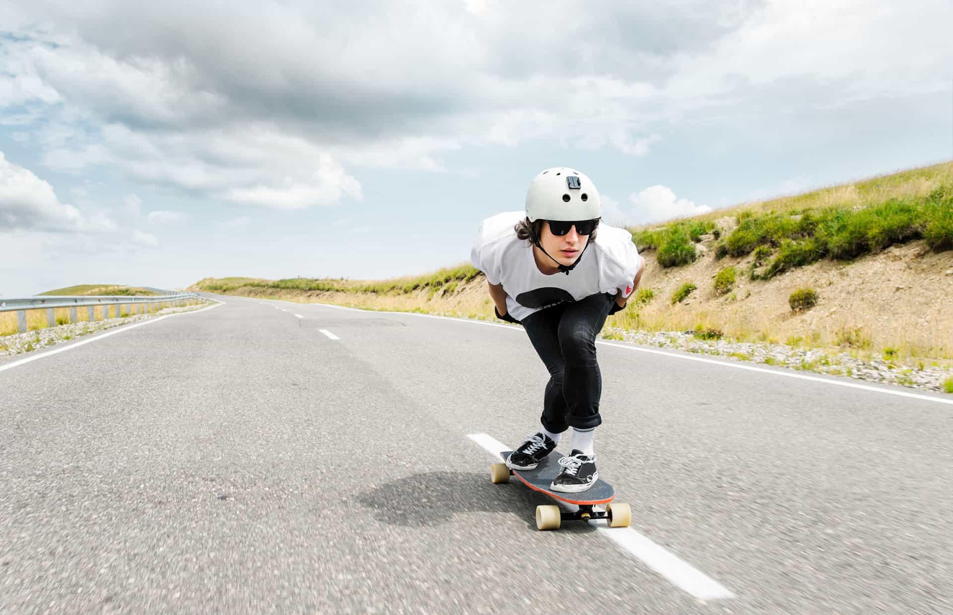 longboard bewegung sport