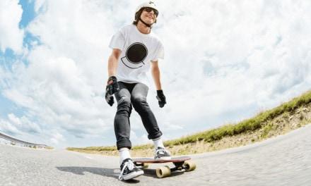 Mit dem Longboard bringst du Bewegung in deinen Alltag