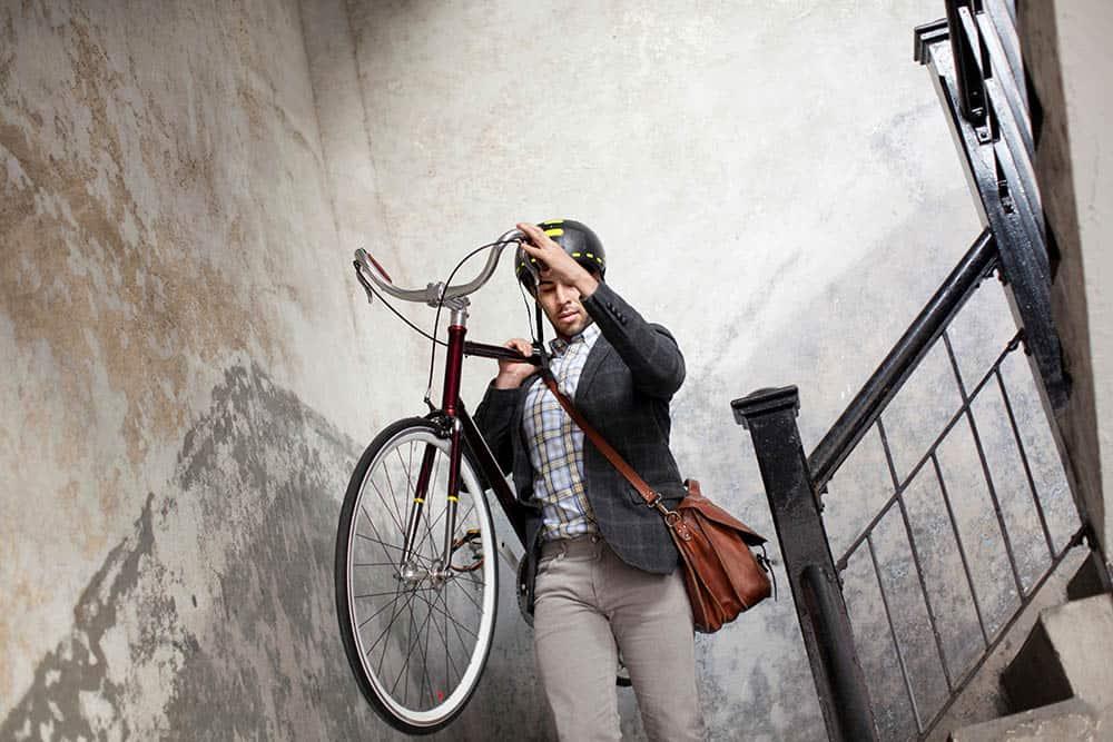 Transportgriff Fahrrad