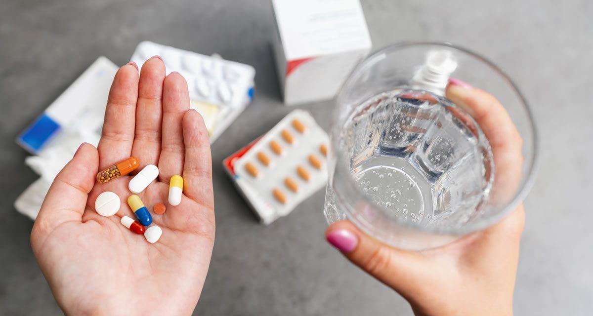 Antibiotika mit Vorsicht genießen