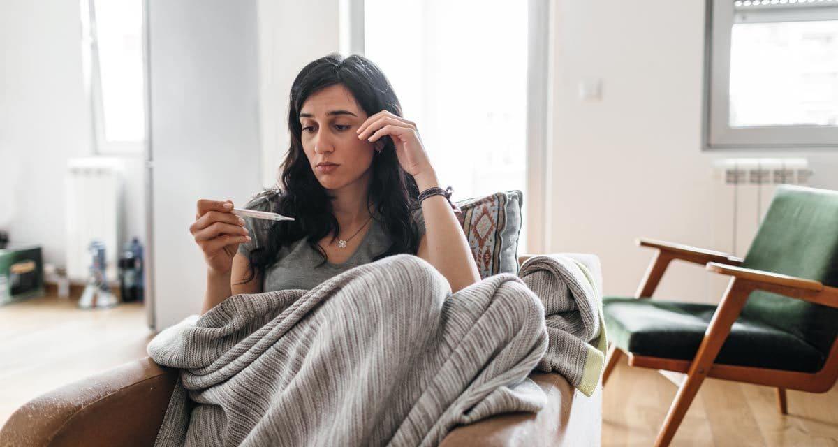 Grippe-Symptome: Was tun, wenn es los geht?