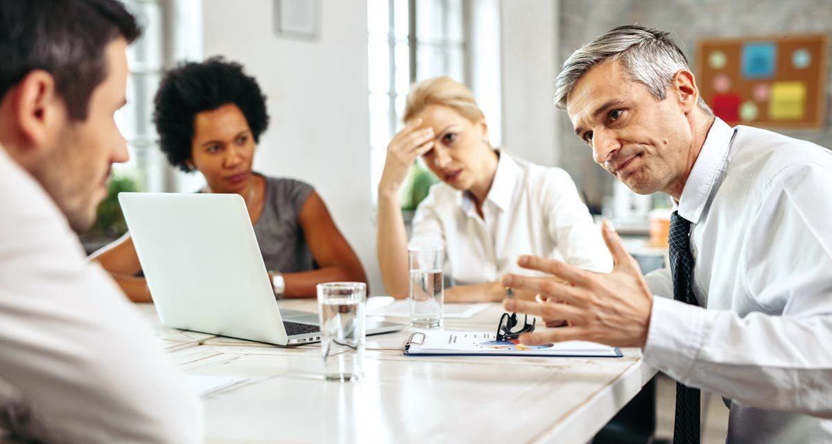 Psychische Belastungen – wenn Arbeit krank macht