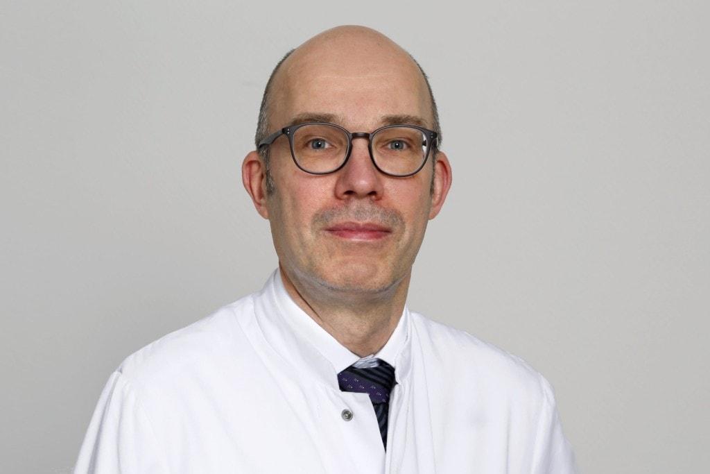 Ein Bild von Dr. Markus Reiser
