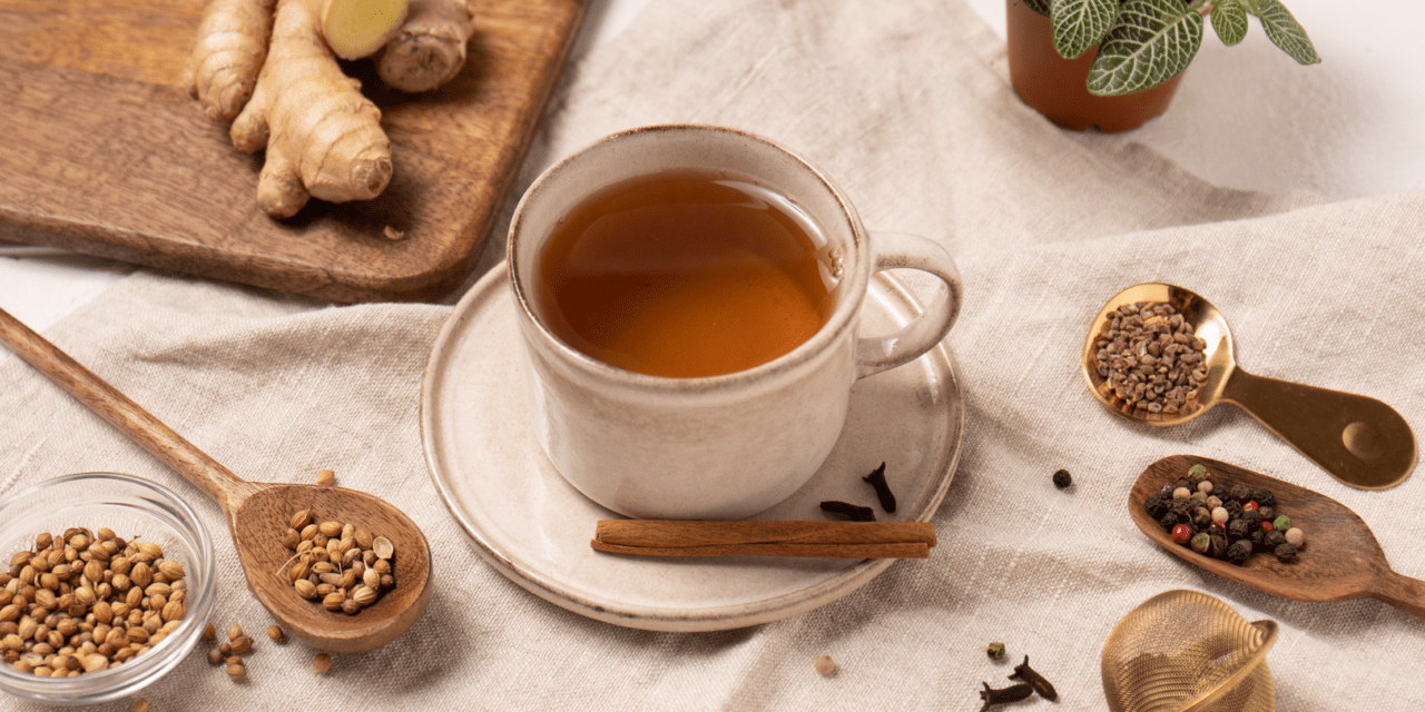 Tee bei Erkältung
