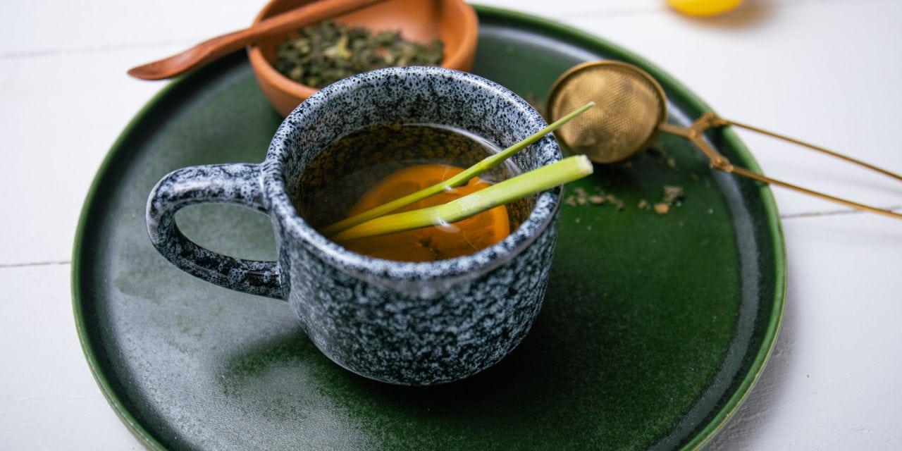 Gute Laune-Tee beim Abnehmen