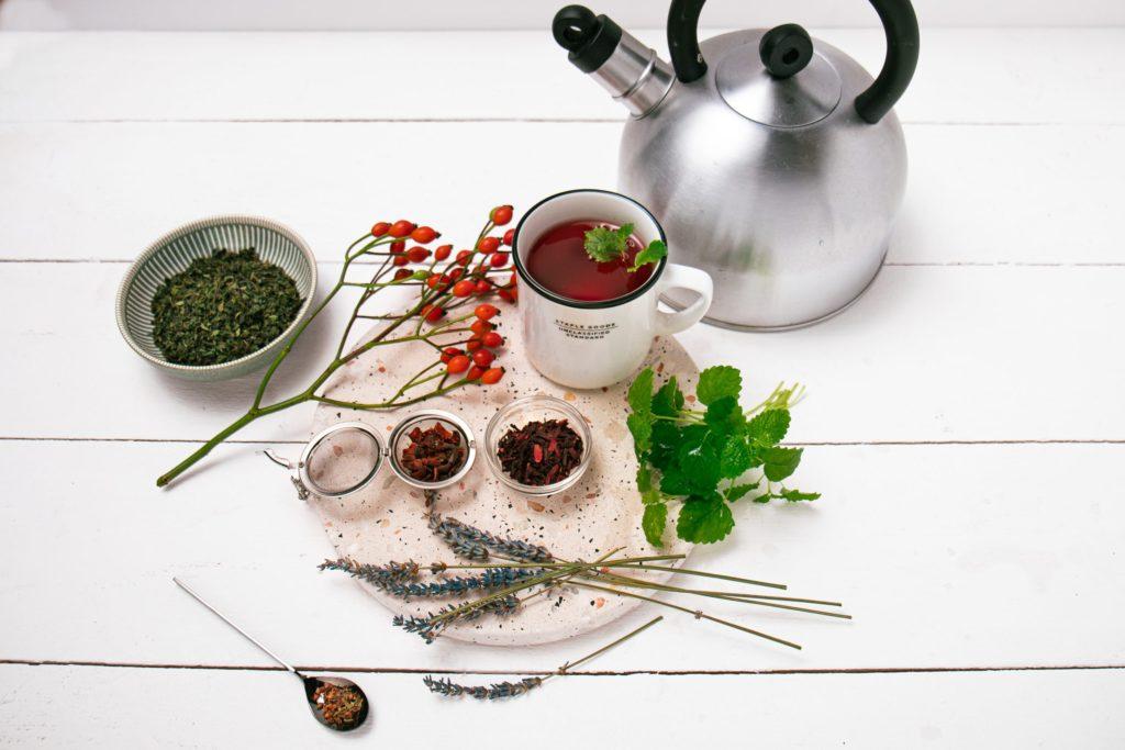 Das Teerezept. Bei hohen Cholesterinwerten