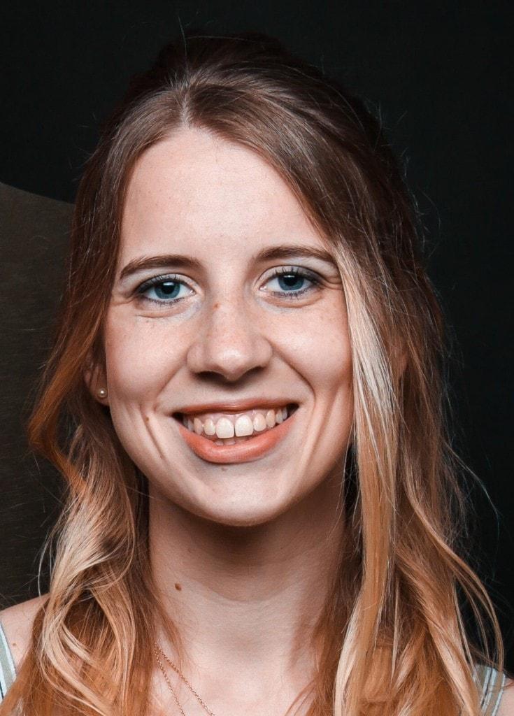 Sarah Enger, Ernährungsexpertin KNAPPSCHAFT Krankenhaus Bottrop