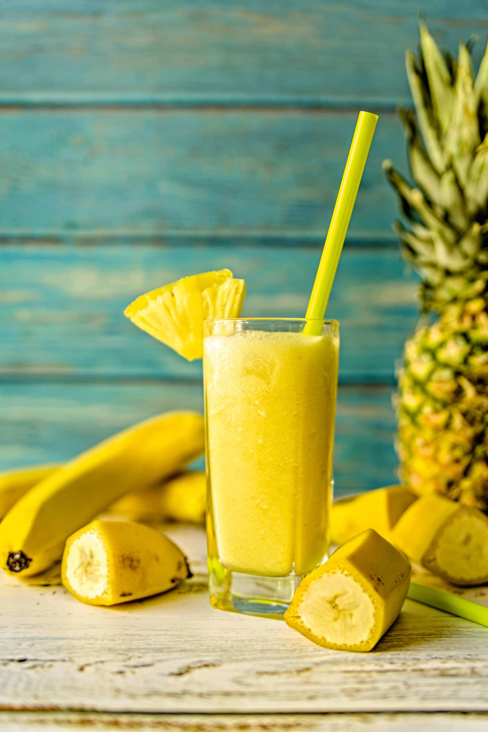 Exotischer Frucht-Smoothie