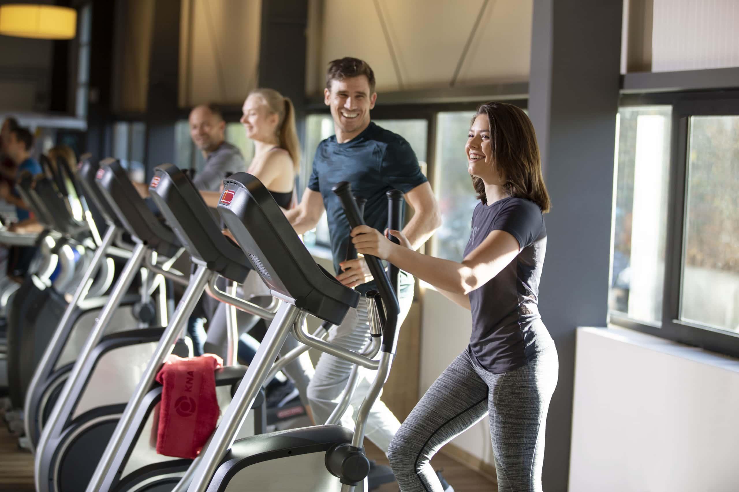 Glücksgefühle und Fitness